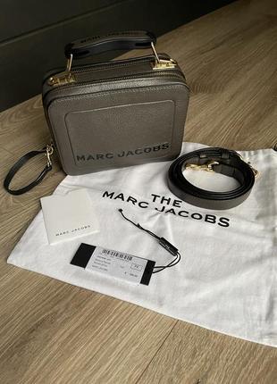 Сумка the box marc jacobs з паспортом та чеком