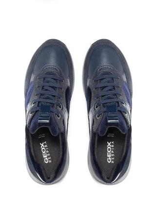 Оригинальные женские кроссовки geox (d15nqb-0fp22-c4002)4 фото