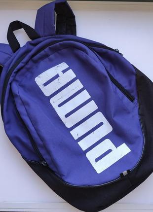 Рюкзак синий puma
