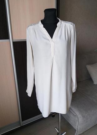 Платье -рубашка,  туника