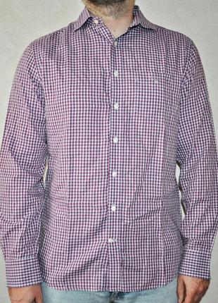 Мужская рубашка gant оригинал