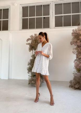Летнее платье люкс качества