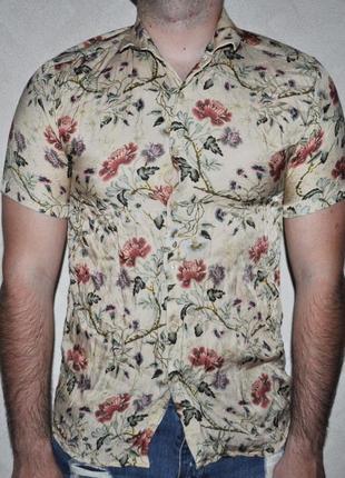 Мужская рубашка,тенниска asos