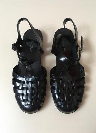 Женские силиконовые сандалии босоножки ocean club