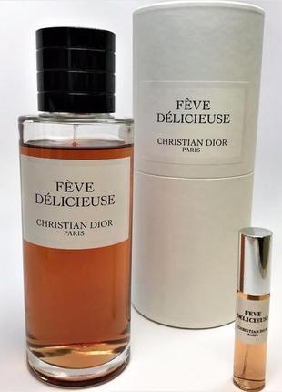 Christian dior feve delicieuse оригинал_eau de parfum 3 мл затест распив отливанты