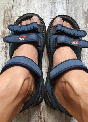 Nike air сандали