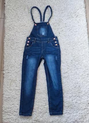 Комбінезон комбинезон джинс