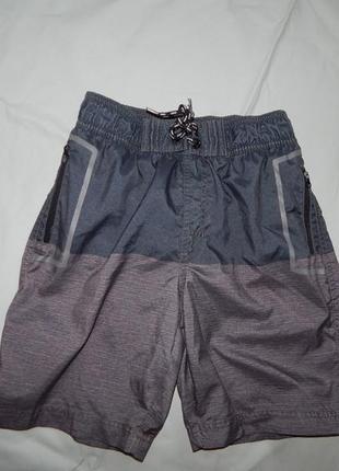 Primark шорты пляжные для плаванья на мальчика 10-11 лет рост 146 см rebel