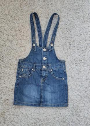 Комбинезон комбінезон джинс