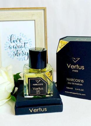Vertus narcos'is оригинал_eau de parfum 2 мл затест распив отливанты
