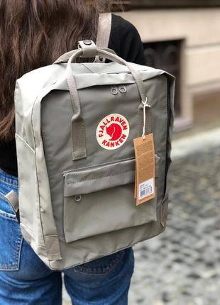 Kanken рюкзак fjallraven канкен classic 16l топ качество