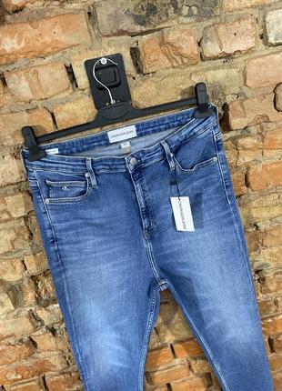 Жіночі джинси calvin klein jeans оригінал нові 31(l) розмір нові колекції
