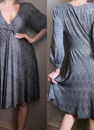 Jascha stockholm вискозное платье