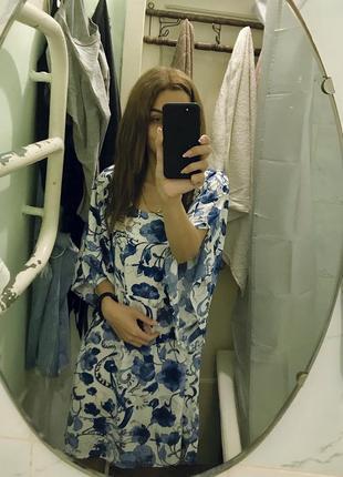 Платье h&m на фото одето на xs