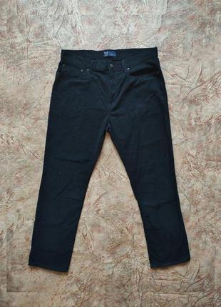 Мужские черные джинсы gap