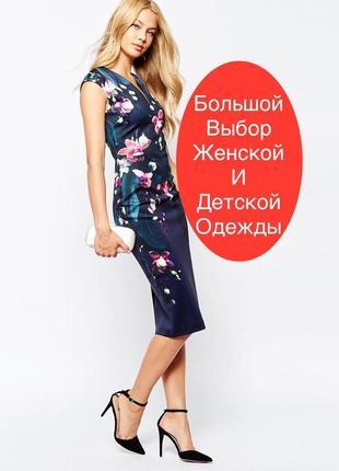 Платье шикарное дорогой бренд ted baker