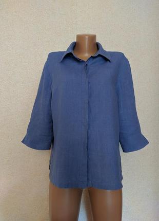 Рубашка- блуза из льна.