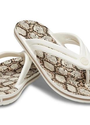 Crocs w6 36 37 новые женские шлепки шлепанцы крокс вьетнамки