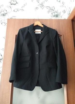 Dondup (46)  пиджак из тонкой шерсти