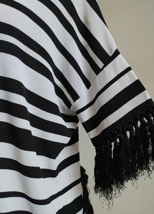 Шикарная кофточка из хлопка, шёлка и  уникальной ткани - рами