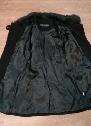 Zara  женское пальто3 фото