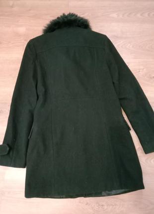 Zara  женское пальто2 фото