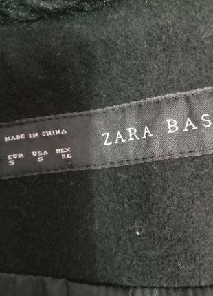 Zara  женское пальто4 фото