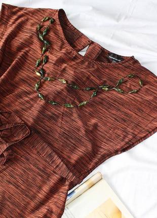 Платье миди с вырезами warehouse2 фото