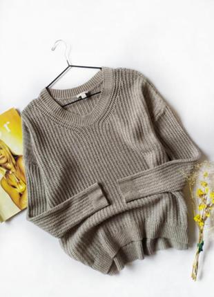 Gap свитер вязаный