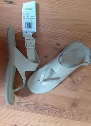 Columbia спортивные сандалии, вьетнамки, натуральная кожа, большой размер, обувь из сша
