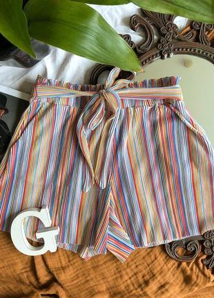 Шорти-юбка , класні вільні шорти