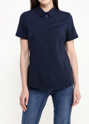 Рубашка sonora shirt jack wolfskin