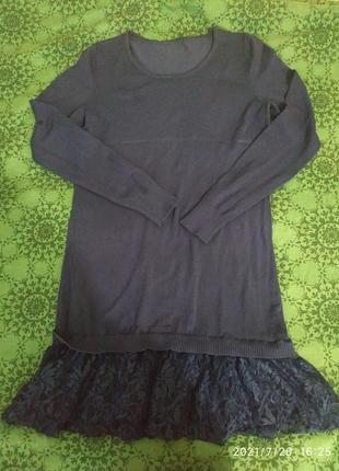 Платье,туника, размер м.