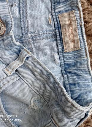 Шикарні джинсові шорти з вишивкою і паєтками next4 фото