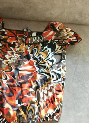 Очень красивая оригинальная блузка