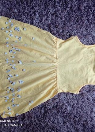 Плаття на літо для дівчинки2 фото