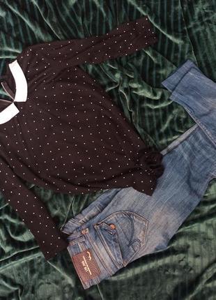 Блузка кофта