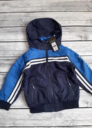 Крута куртка ранній демісезон, coolclub 110.