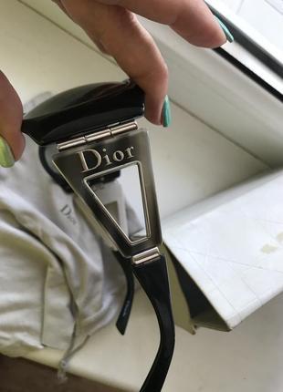 Солнцезащитные очки dior оригинал7 фото