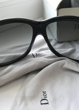 Солнцезащитные очки dior оригинал8 фото