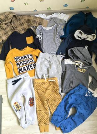 Большой комплект одежды h&m, pepco
