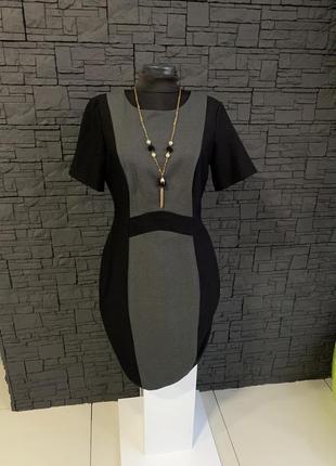 Платье f&f 10uk m-l