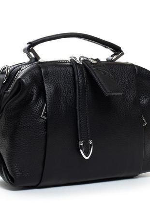 Женская кожаная сумка из натуральной кожи жіноча шкіряна на плечо клатч кожаный