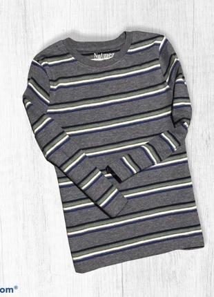 Nutmeg футболка с длинным рукавом лонгслив 5-6 лет