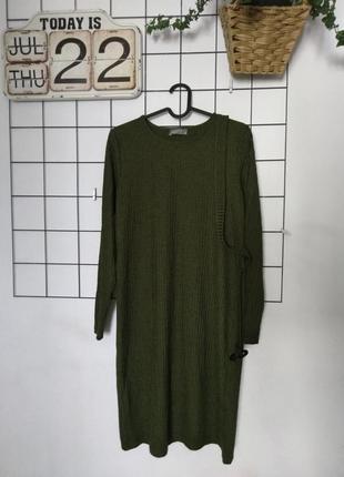 Платье в рубчик, 10размер, 36-42 размер