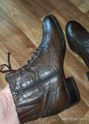 Ботинки демисезонные jane shilton р.38-394 фото