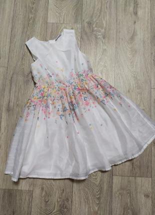 Next платье нарядное нежное