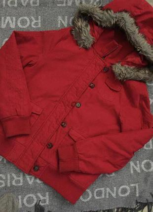 Куртка/зимняя куртка/куртка с мехом/парка/теплая куртка/пальто