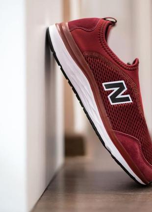 Мокасины бордовые легкая и дышащая обувь на лето женские