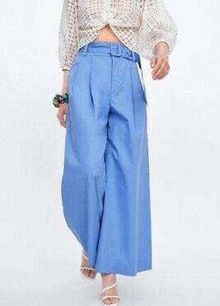 Шикарные брюки zara